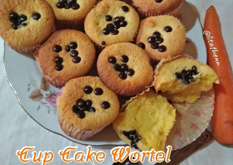 Cup Cake Wortel