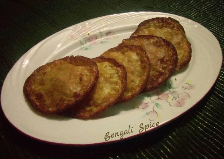 Easiest Way to Make Delicious Bangladeshi Palmyra/ ice apple/ Palm Fruit Malpua recipe 🍲