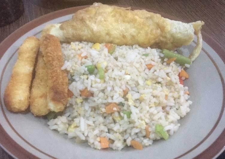 Nasi goreng chinese
