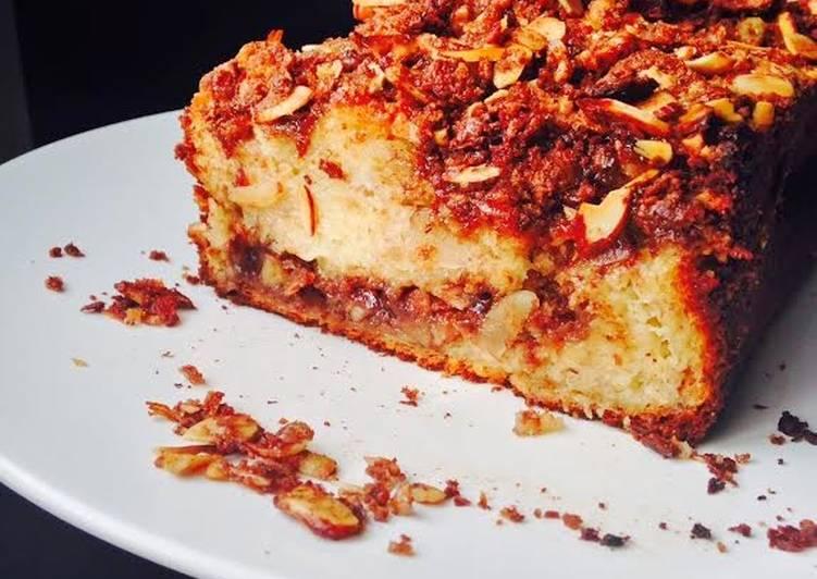 Cinnamon Banana Cake