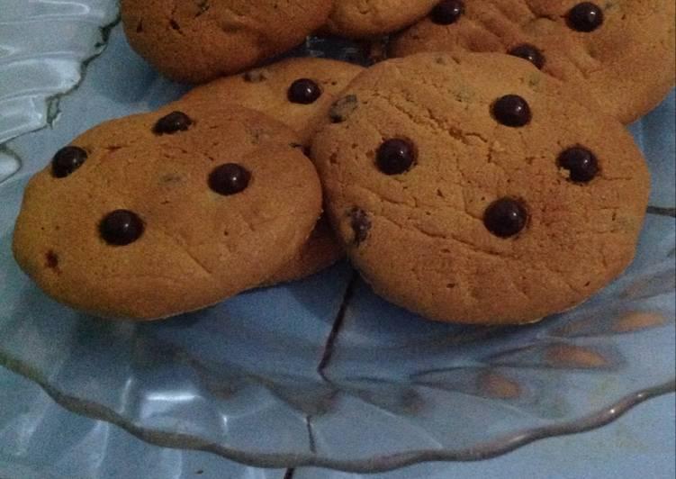 Cookies buatan sendiri