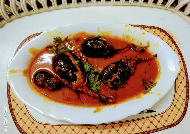 Baigan Masala Dry Curry, Help Your To Be Healthy And Strong with Food
