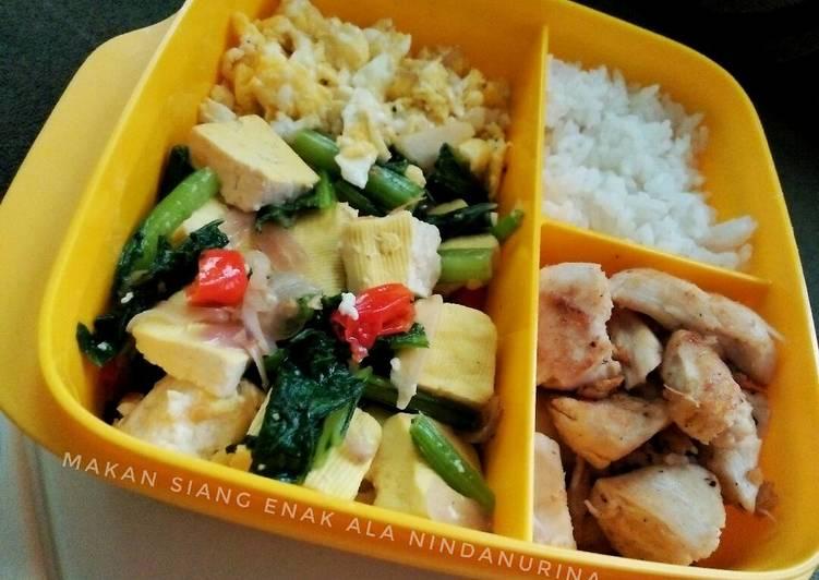 Resep Menu Diet Enak Tanpa Minyak Oleh Ninda Nurina Cookpad