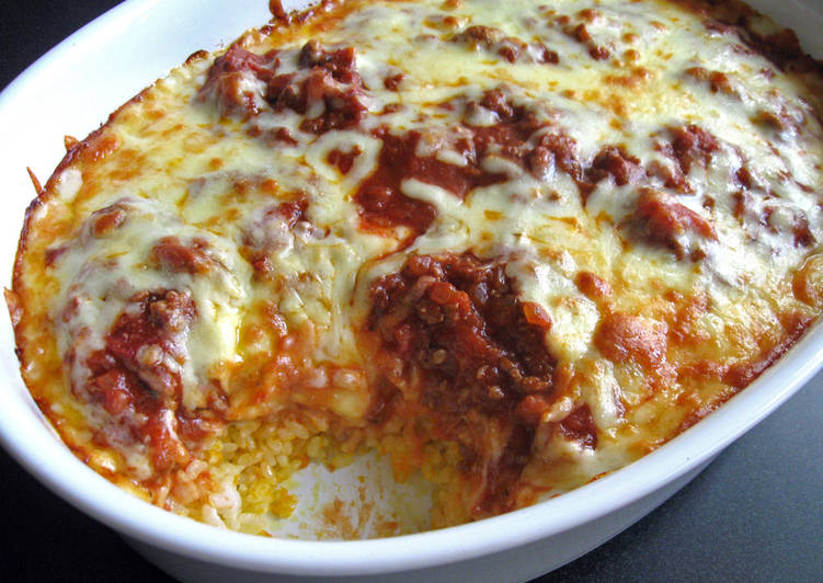 Recipe of Super Quick Homemade Bolognese Doria