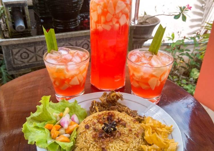 Nasi kebuli ala kearifan lokal - cookandrecipe.com