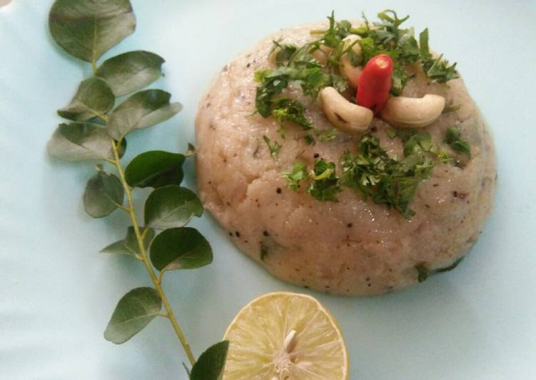 A very healthy and easy to make snack, popular in Maharashtra