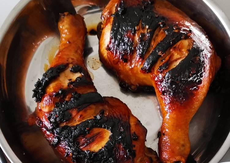 Marinated Honey Chicken