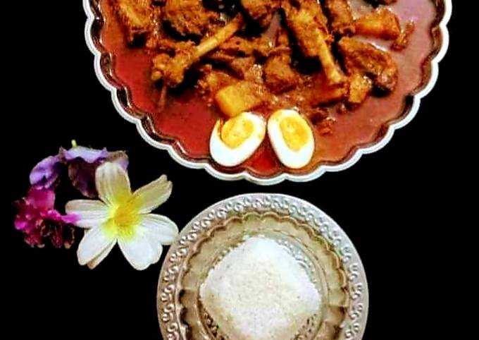 Recipe: Perfect Spicy Duck Curry