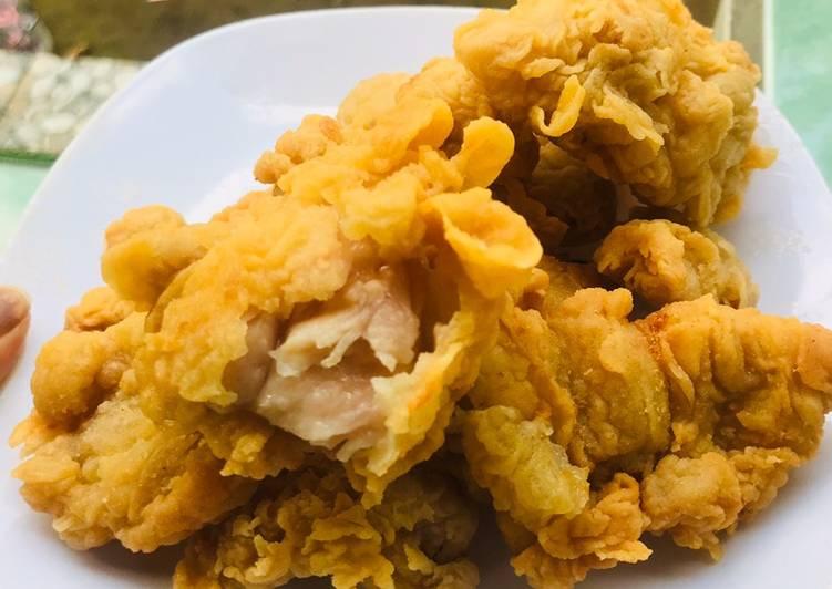 Ayam Kentucky Renyah