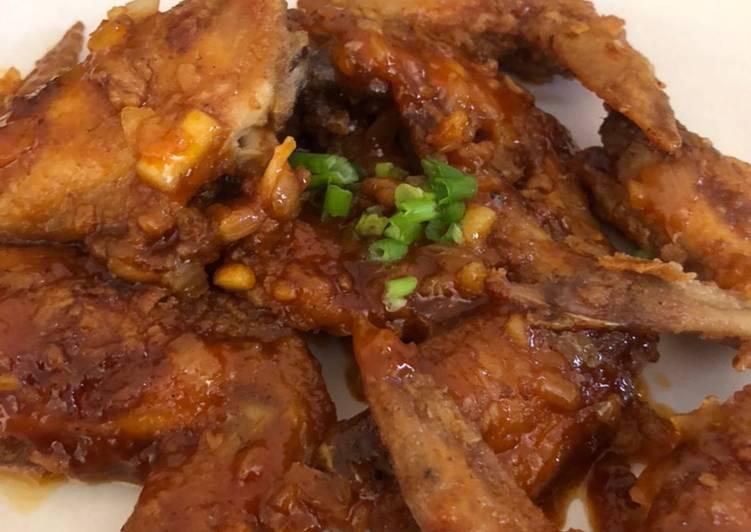 Ayam Goreng Madu Drama Korea