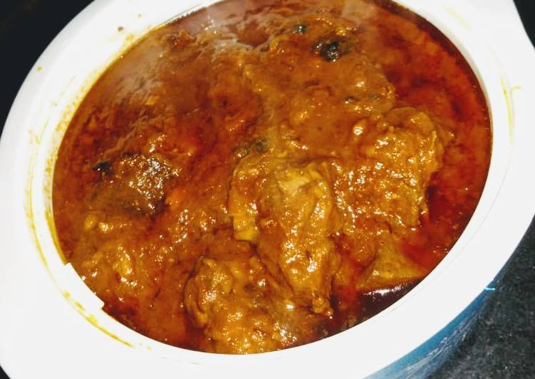 Mutton Curry, Helping Your To Be Healthy And Strong with Food