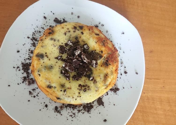 Oreo-Cheesecake ohne Boden