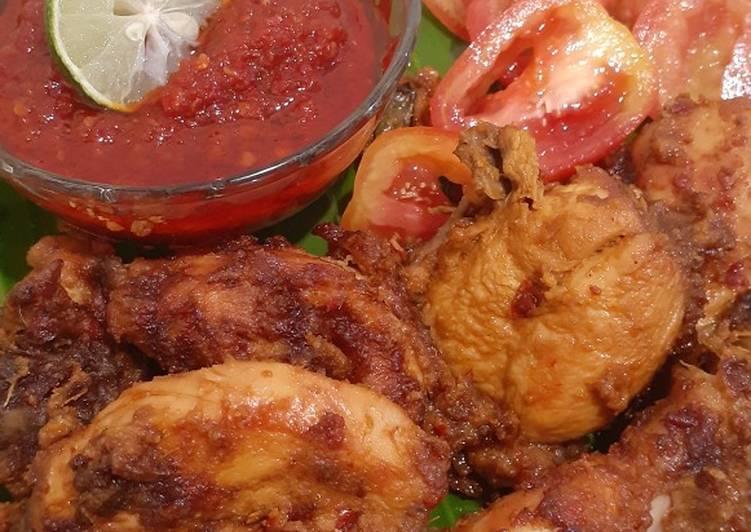 Ayam Bakar Rica Rica