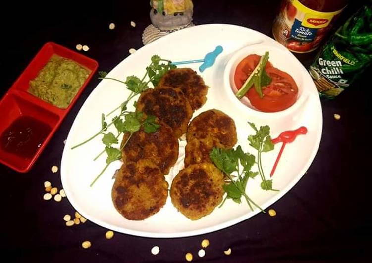 Healthy Daal, Lauki Kabab(दाल बहार रेसिपी)