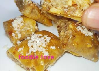 Easiest Way to Cook Tasty Turkish almond Baklava