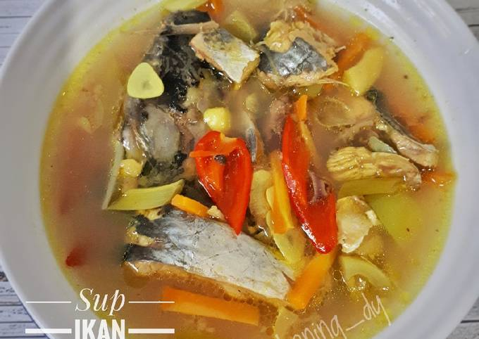Resep Sup Ikan Patin yang Enak Banget