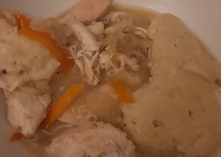 Slow Cooker Lemon & Celeriac Chicken