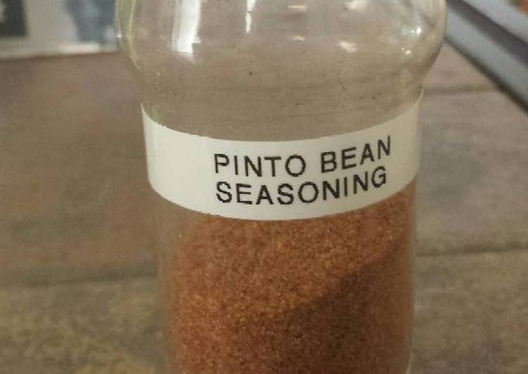 Pinto Bean Seasoning - SPICE BLEND