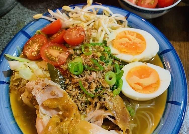 Soto Ayam Bumbu Instant (Resep No. 68)