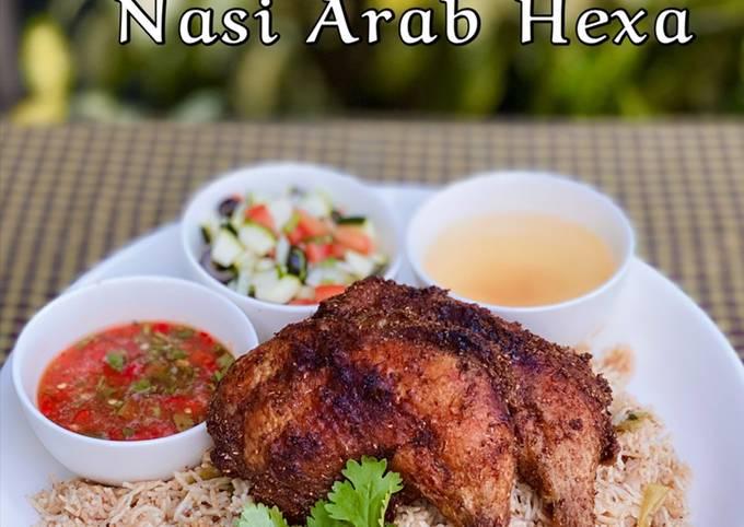 Nasi Arab Ayam Mandy Hexa 🇾🇪