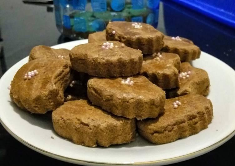 Kue Kering Kue Coklat Sederhana