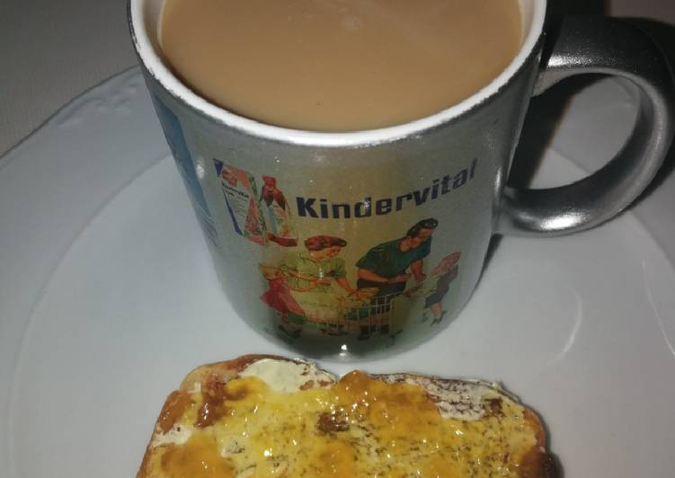 Desayuno plis plas rápido y sano