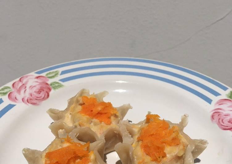Resep Dimsum Ayam Udang simple dan lezat Anti Gagal