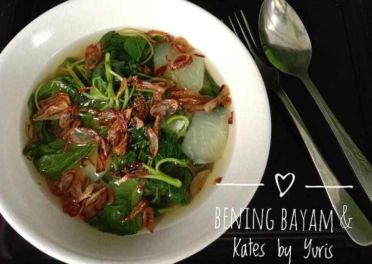 Bening Bayam & Kates