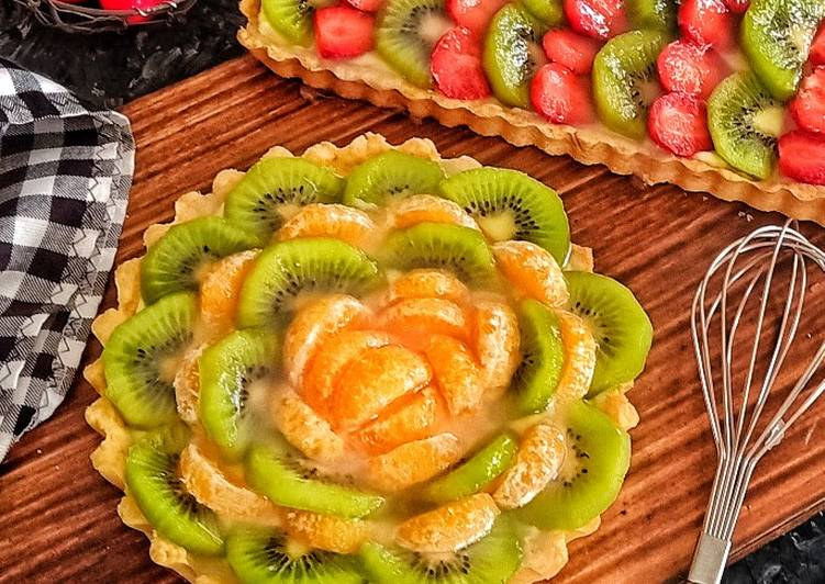 Resep Fruit Pie Top
