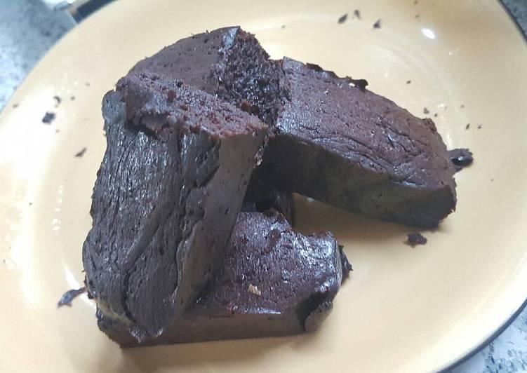 Premium Fudgy Chocolate Brownies (Brownies Coklat)