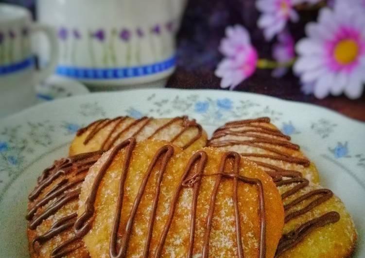 Resepi:  Donut Myheart  Sempena PKP
