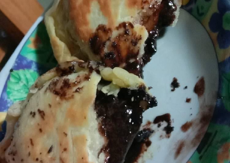 Resep Roti choco lava oreo gampang anti ribet Anti Gagal