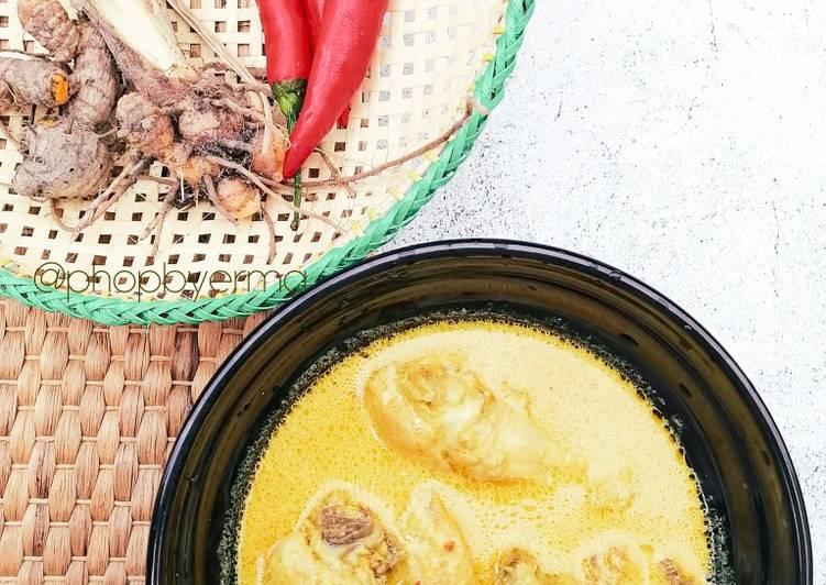 Ayam masak lemak kuning - velavinkabakery.com