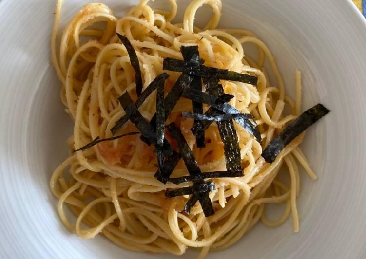 Simple Way to Make Favorite Cod Roe Pasta (Mentaiko Pasta)