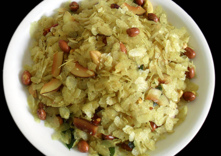 Chiwda With Thin Flattened Rice - Laurie G Edwards