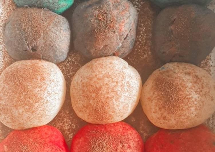 Japanise milk bread (tabur coklat bubuk) dijamin anti gagal