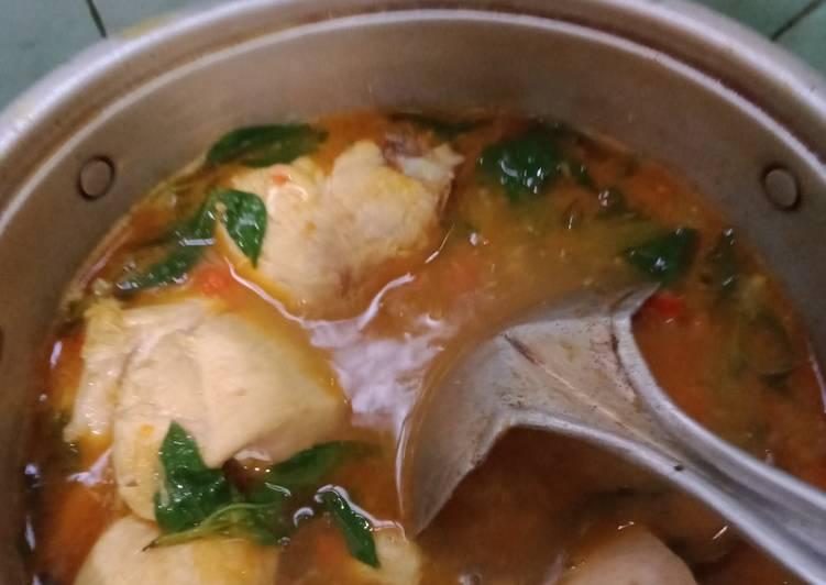 Bagaimana Membuat Ayam Woku, Lezat