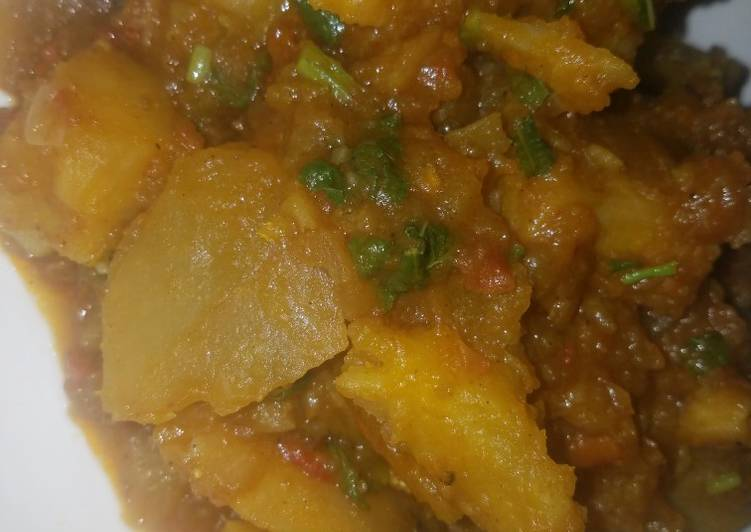 How to Elevate Your Mood with Food Sweet potato pottage