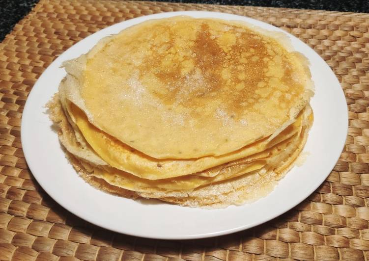 Frixuelos (Crepes)