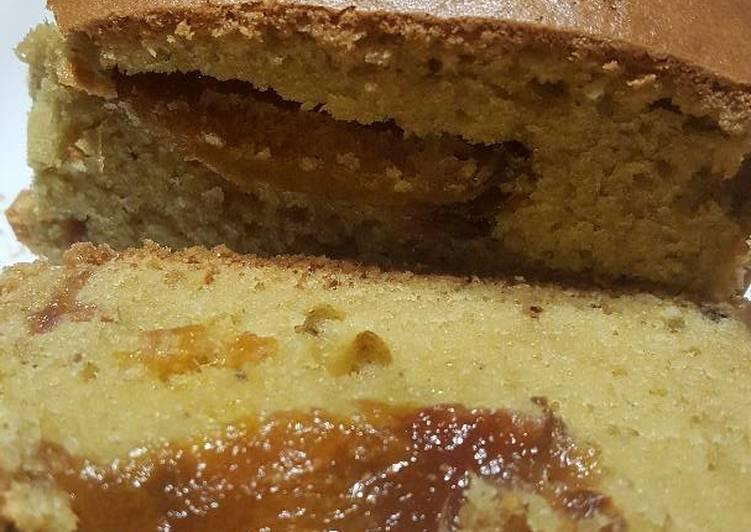 Cake sucré à ma façon (aux jaunes d'oeuf)