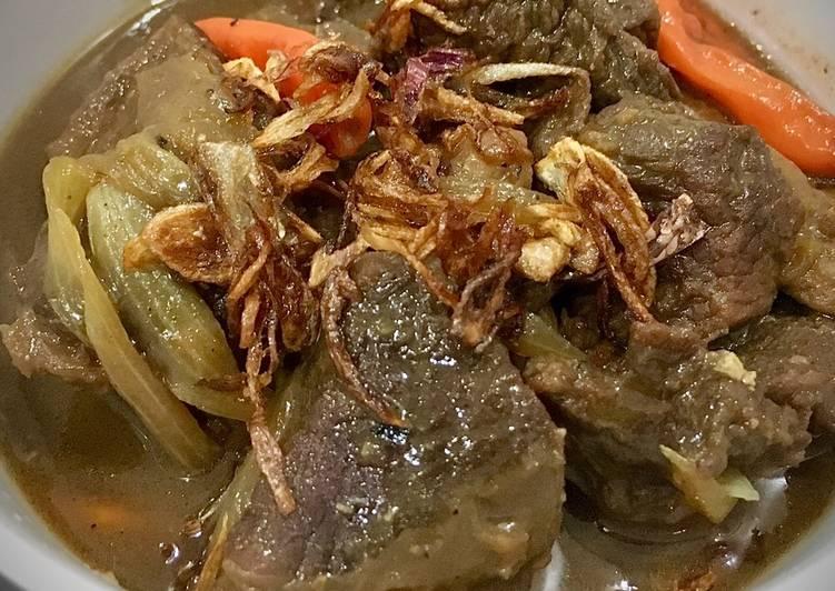 13 Resep: Semur Daging Sapi yang Sempurna