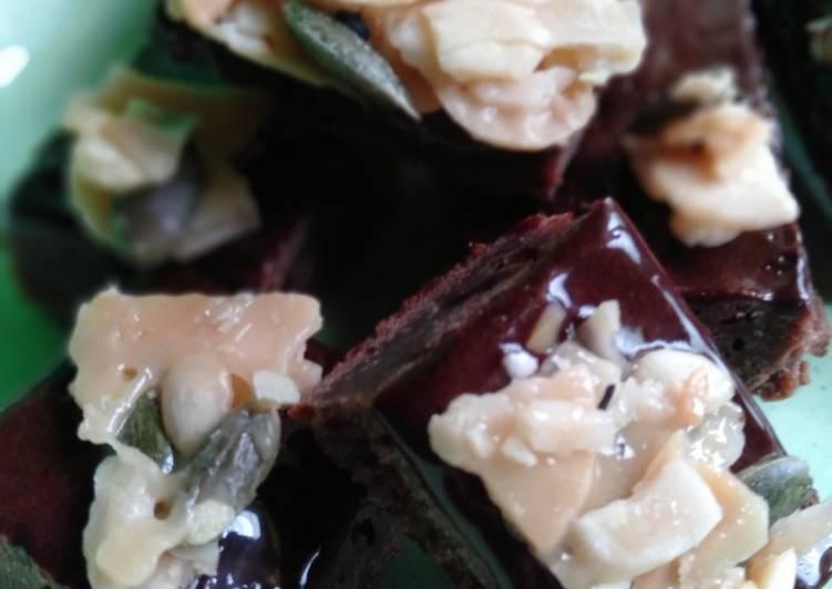 Brownies Peanut Butter Merecikkkk #SyedMunawwar