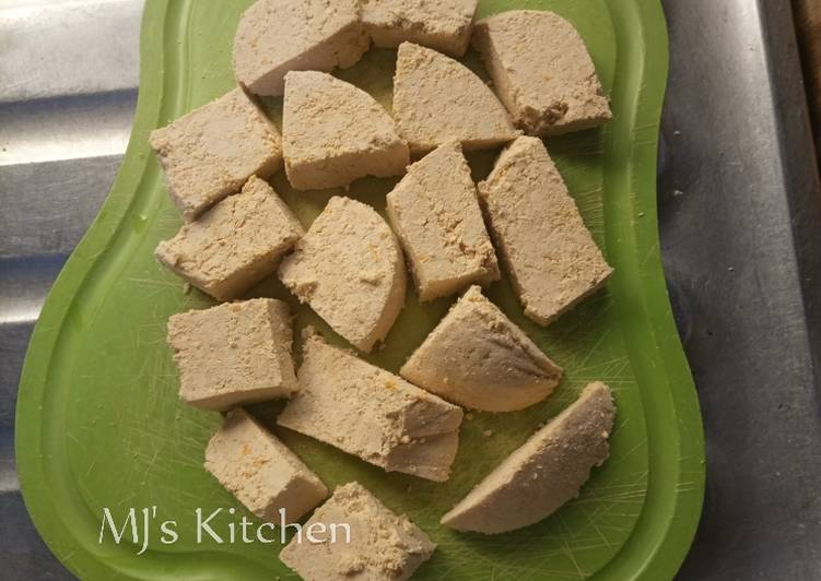 Easiest Way to Prepare Award-winning Tofu (Awara)