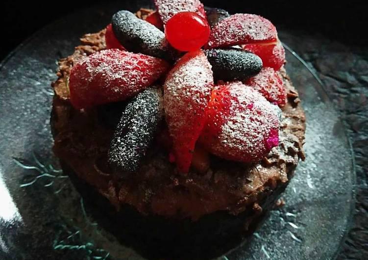Fruity GingerBread Cake