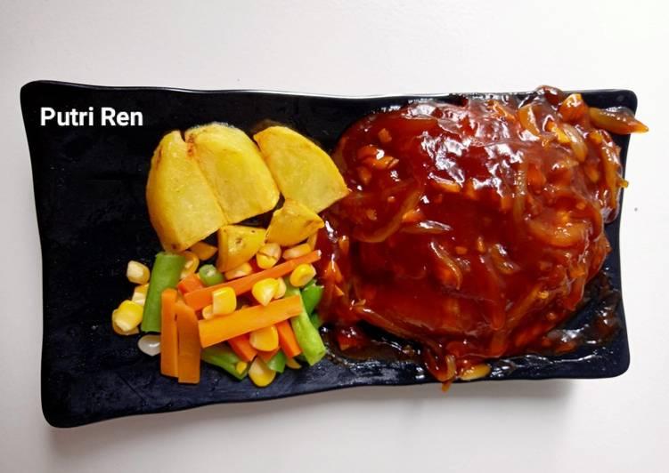 Steak Tempe alaala
