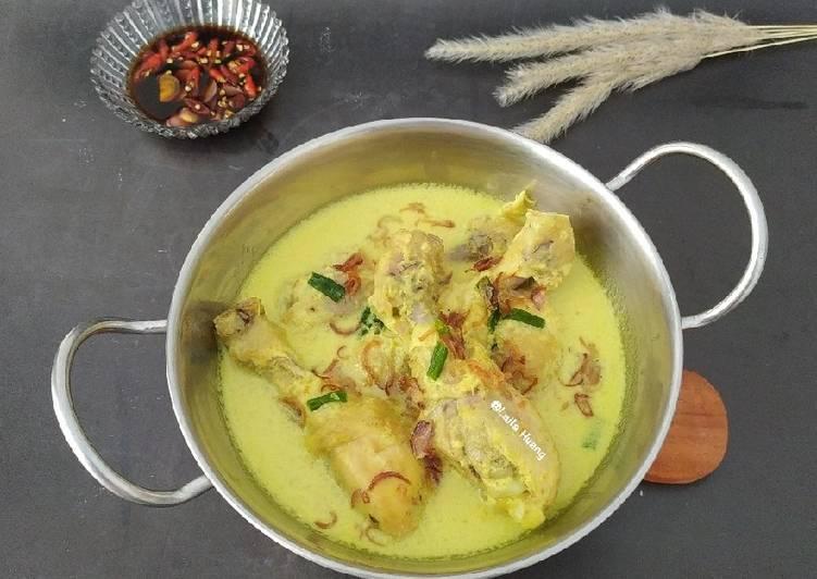 167. Kare Ayam (Ramah Kiddos) - cookandrecipe.com