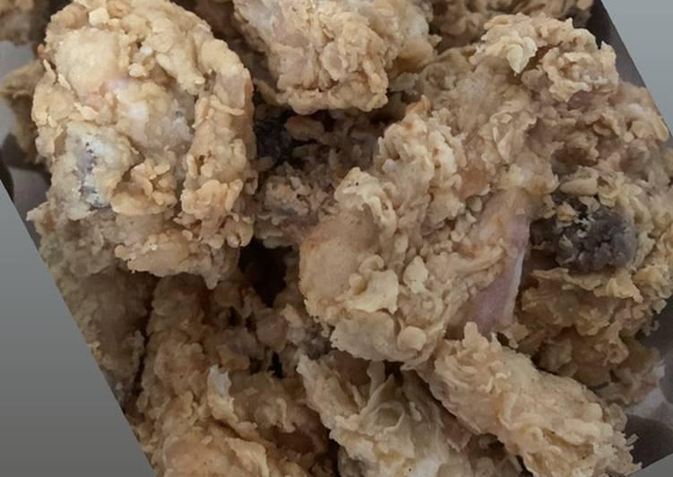 Ayam Goreng Ala KFC