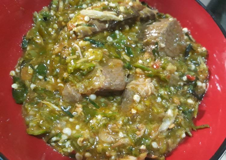 Top 100 Dinner Easy Ultimate Okro soup