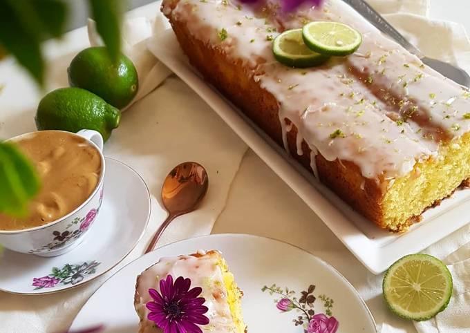 🍋Le gâteau au citron🍋