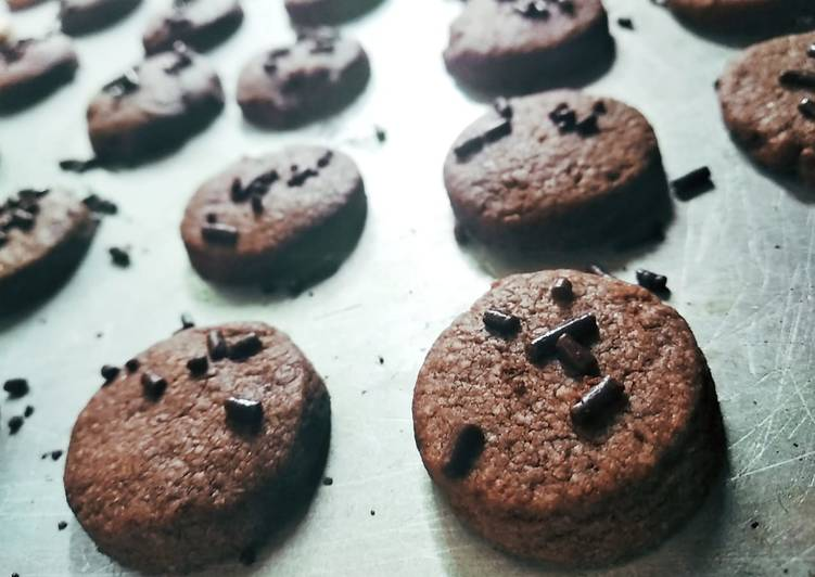 2.Cookies ekonomis (teflon,Takaran sendok) - cookandrecipe.com